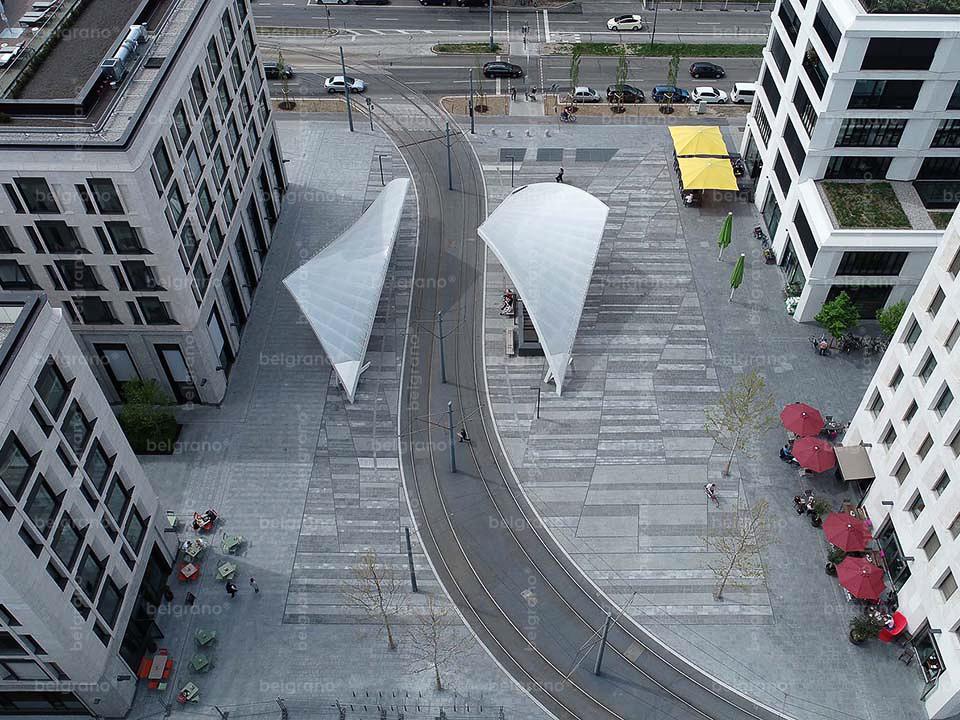 Robert Wenk zum Projekt Schwabinger Tor