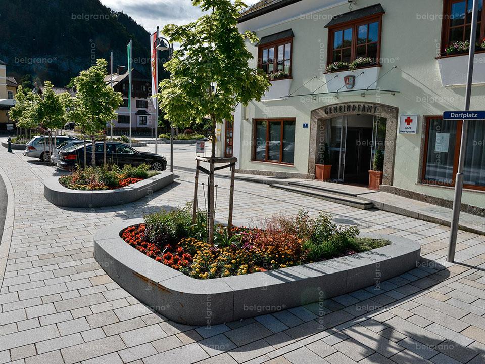 Fuschl am See | Dorfplatzgestaltung und Straßenräume