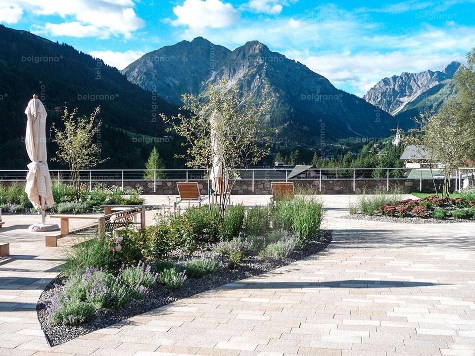 Hirschegg | Hotel Ifen – Außenanlagen
