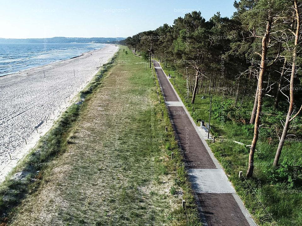 Prora | Verlängerung Strandpromenade
