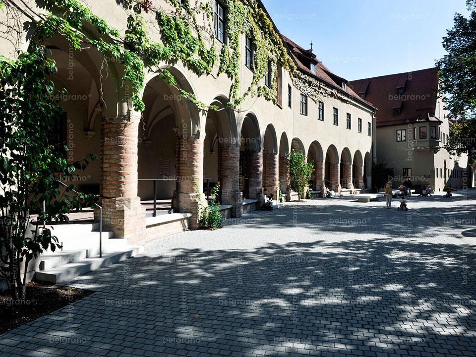 Augsburg | Wollmarkthof