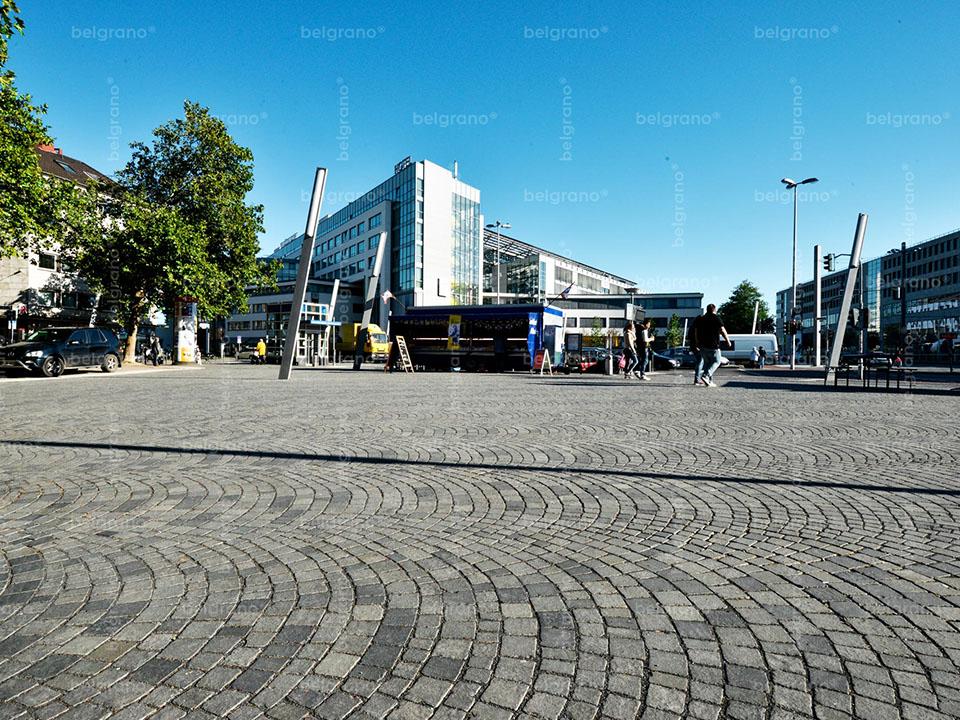 Düsseldorf   Oberbilker Markt