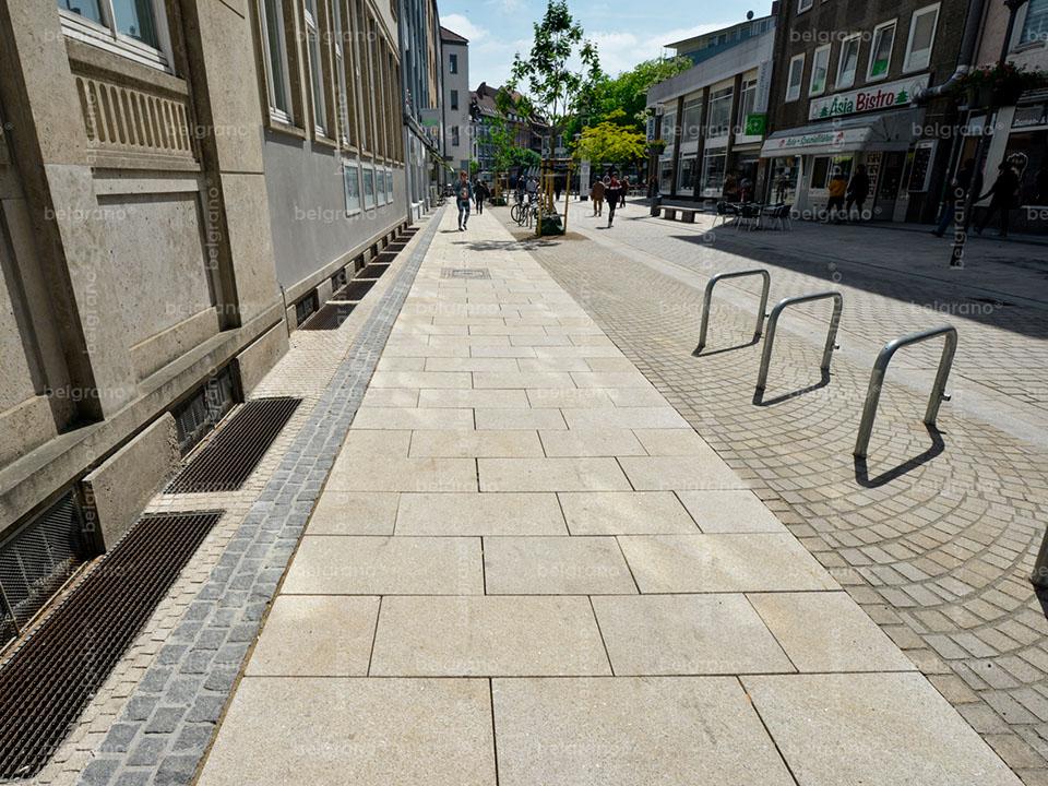 Hildesheim | Fußgängerzone Bernwardstraße