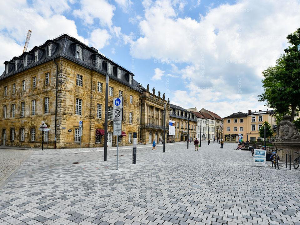 Bayreuth | Fußgängerzone