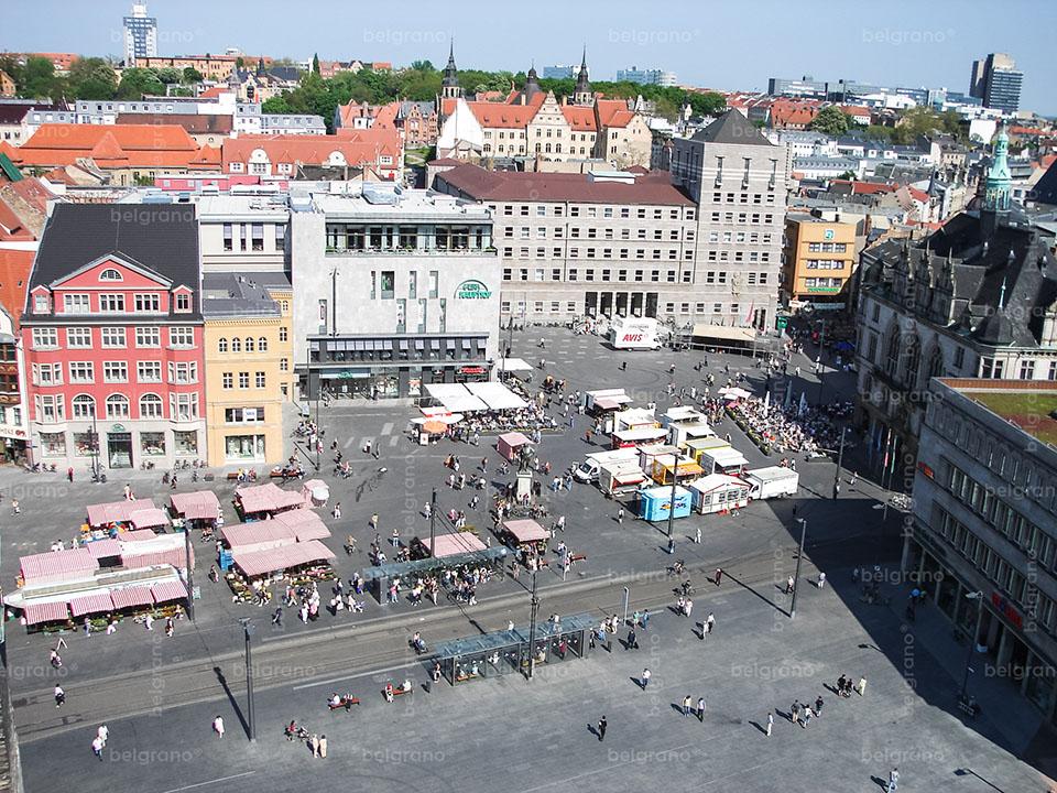 Halle | Marktplatz