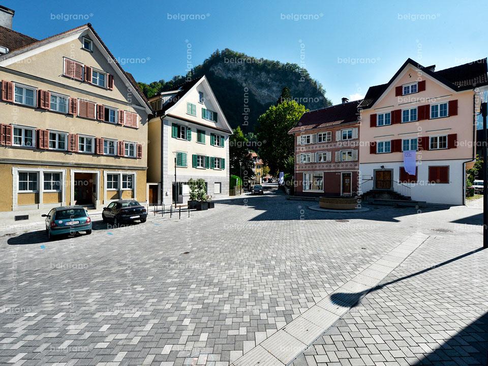Hohenems   Innenstadtsanierung