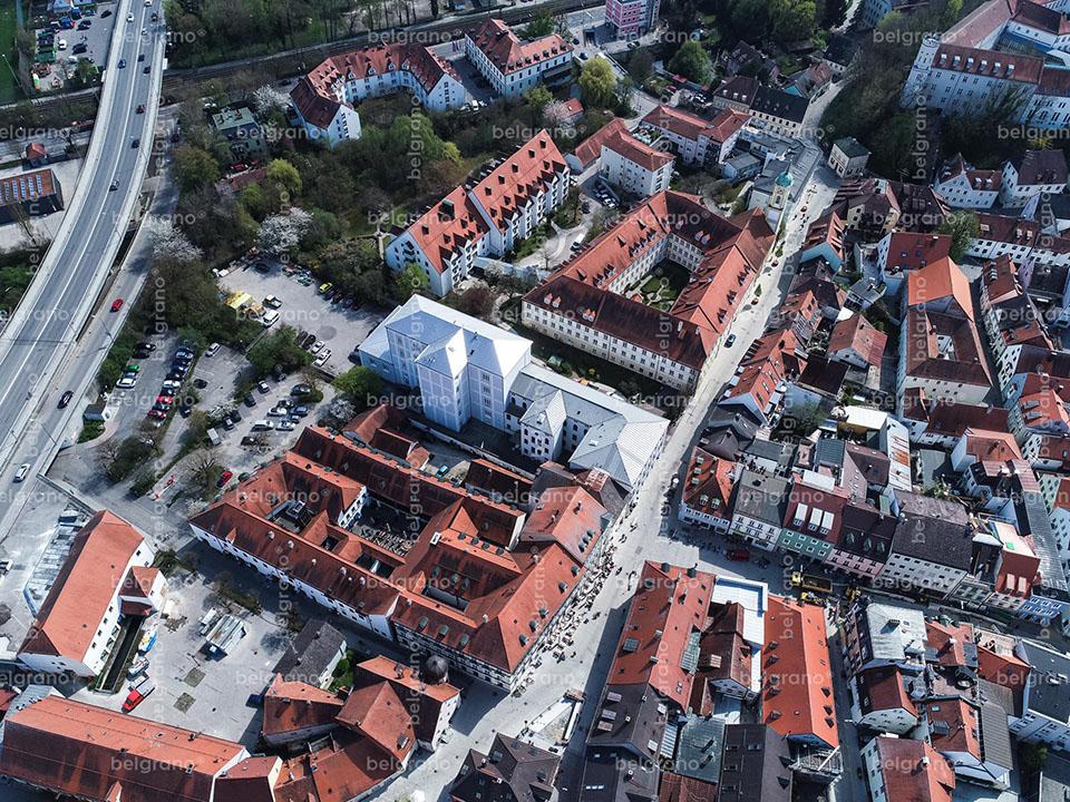 Freising   Neugestaltung der Innenstadt