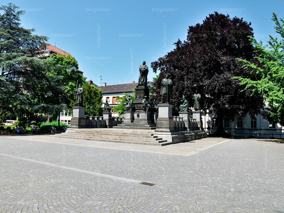 Worms | Lutherplatz