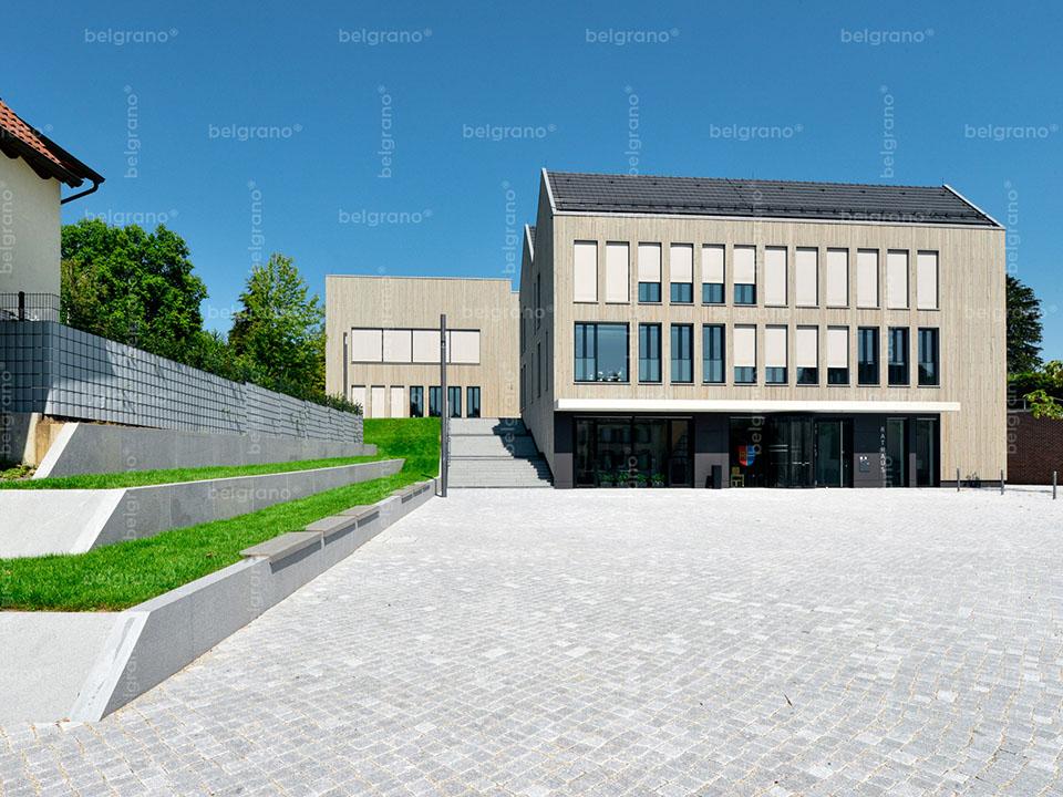 Walzbachtal   Neubau Rathaus