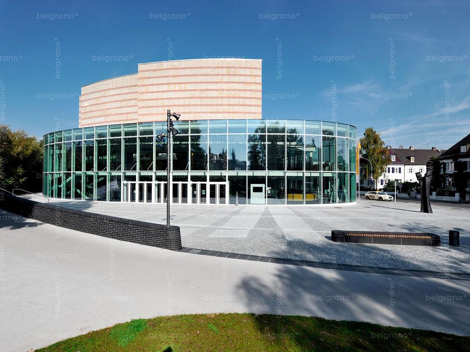 Bamberg | Platz der Konzert- und Kongresshalle