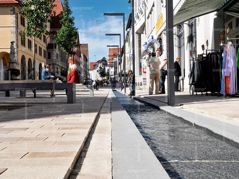 Albstadt-Ebingen   Neugestaltung der oberen Vorstadt