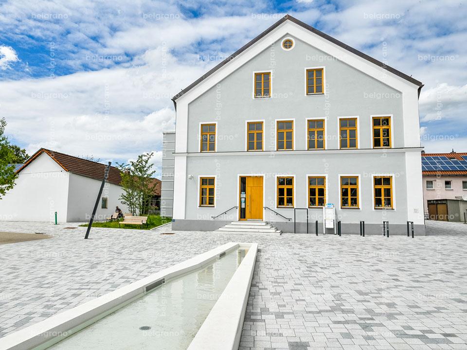 Geisenhausen | Neugestaltung Kirchplatz