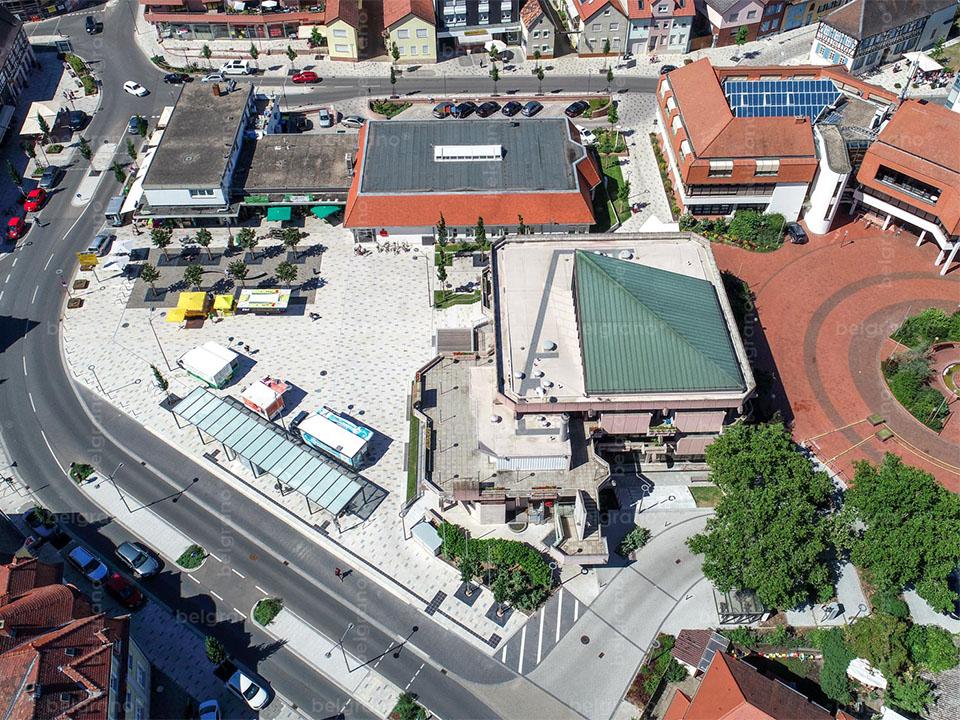 Mutterstadt | Platz an der Neuen Pforte