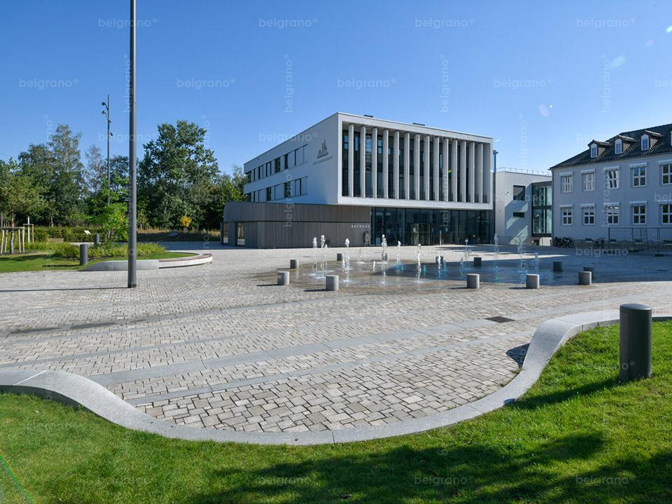 Hohen Neuendorf | Rathausvorplatz