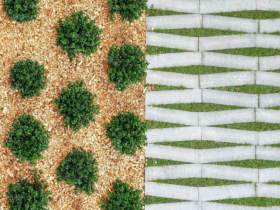 Luganersee | Privatgarten