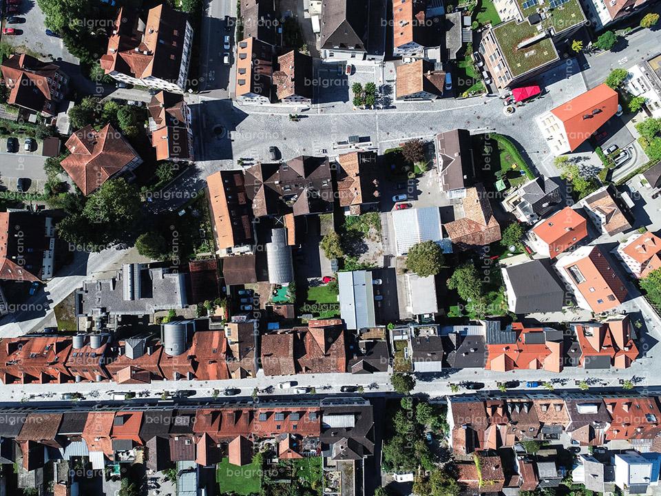 Stadtbelebung durch neu geschaffene Begegnungszonen