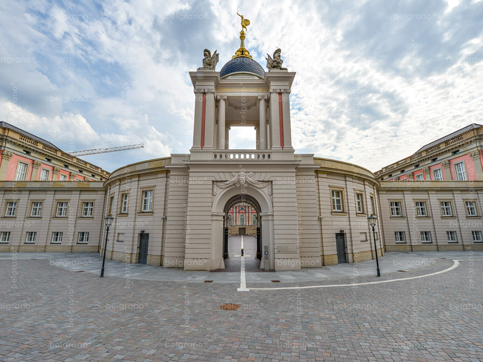 Potsdam   Landtag – Alter Markt