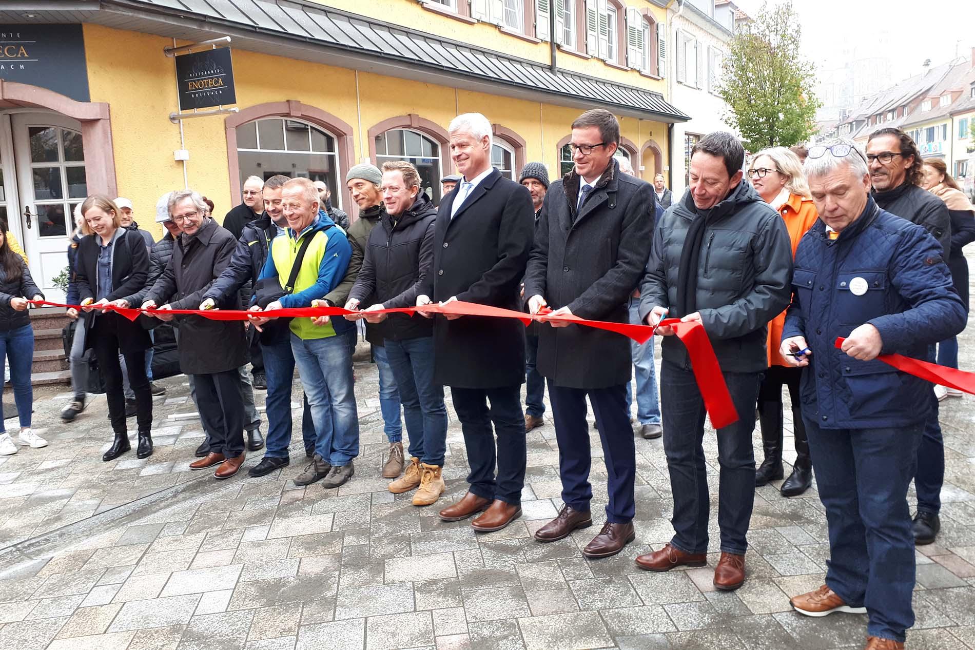 feierliche-Übergabe-der-neu-gestaltetetn-Innenstadt-von-Breisach-BESCO-Naturstein-News